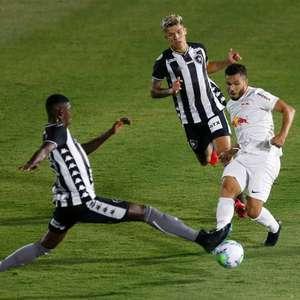 RB Bragantino e Botafogo ficam no 1 a 1 no interior de SP