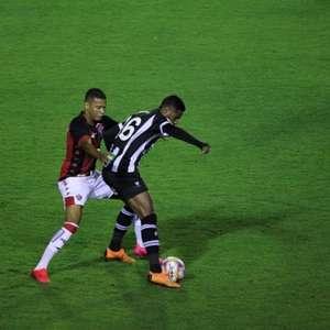 Figueirense e Vitória fazem jogo ascendente, porém sem ...