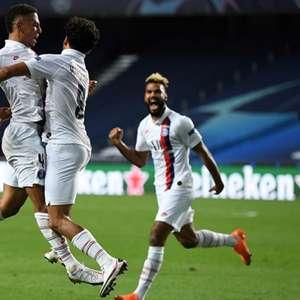 PSG vira nos acréscimos e avança na Liga dos Campeões