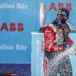 Red Bull da FE, Nissan é terror do fim de festa. Agora ...