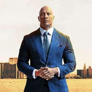 Dwayne Johnson é o ator mais bem-pago do mundo
