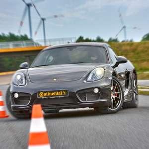 Pneus: Continental e Pirelli focam em velocidade e tradição