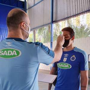 Elenco do Sada Cruzeiro se apresenta e inicia a pré- ...