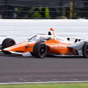 Hinchcliffe comanda domínio da Honda no TL1 da Indy 500. ...