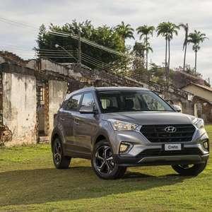 Hyundai substitui duas versões do Creta pela nova Smart Plus