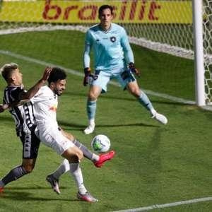 Botafogo arranca empate contra Red Bull Bragantino no ...