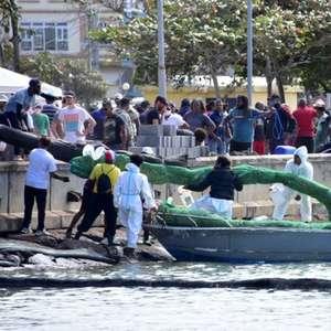 Vazamento de petróleo: por que os habitantes das Ilhas ...