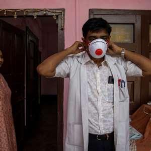 Médico indiano recebe escolta policial contra familiares ...