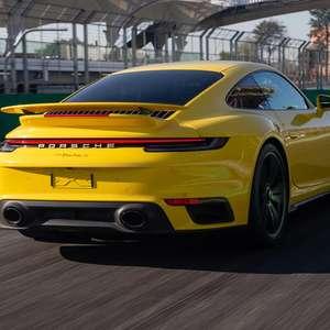 Uma tarde com o novo Porsche 911 Turbo S em Interlagos