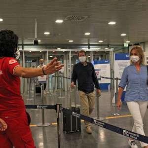 Itália fará testes rápidos anti-Covid nos aeroportos
