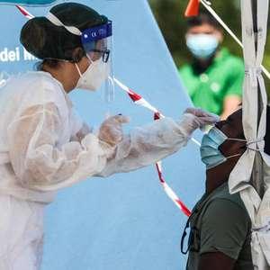 Governo italiano monitora 925 novos focos de coronavírus