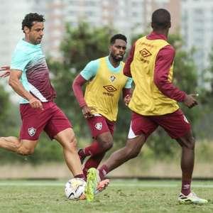 Fred, do Fluminense, tem constatada lesão na coxa direita