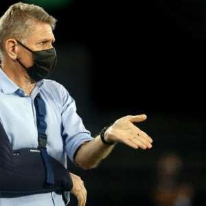 Autuori valoriza empate do Botafogo: 'Não jogamos há ...
