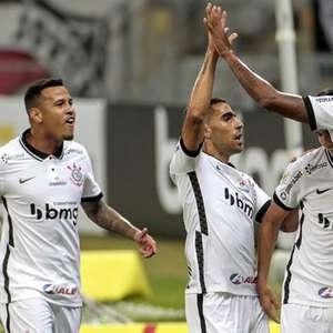 Corinthians não tomava virada vencendo por 2 a 0 desde 2003