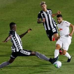 VÍDEO: substituição 'salva' estreia do Botafogo no ...