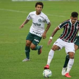 Em jogo de pouca inspiração, Fluminense e Palmeiras só ...
