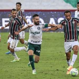 Insistência em Nenê, posicionamento e finalizações: o que deu errado no Fluminense contra o Palmeiras