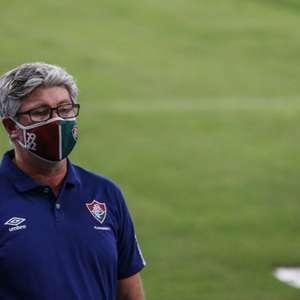 Odair garante Nenê como titular no Fluminense e explica ...