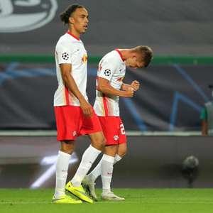 Leipzig elimina o Atleti e encara o PSG na semi da Champions