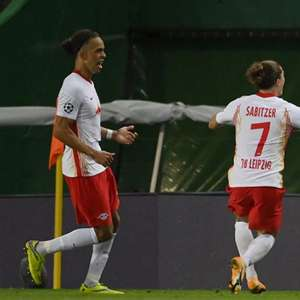 Técnico do RB Leipzig comemora dedicação da equipe ...