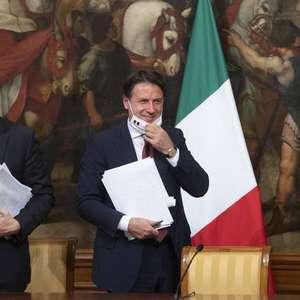 Premiê da Itália é notificado sobre denúncias ligadas a ...