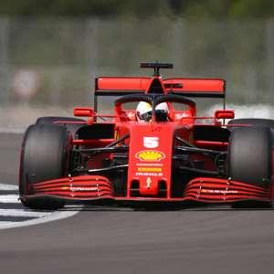 Vettel mantém pessimismo após Ferrari trocar chassi: ...