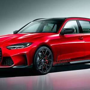 BMW fará perua M3 Touring e já tem até projeção na internet