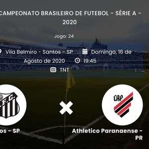 CBF indica Santos e Athletico na TNT e aumenta confusão
