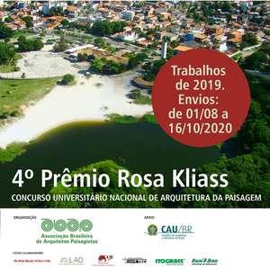 Inscrições abertas para o Prêmio Rosa Kiass de ...