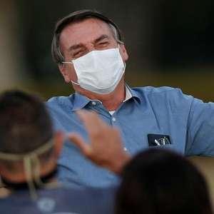 Aprovação de Bolsonaro bate recorde no auge da pandemia