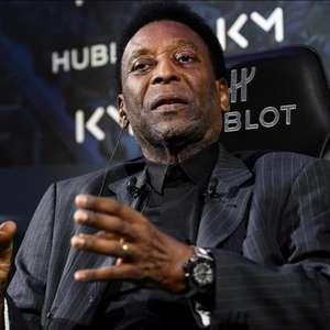 Ex-mulher aciona Pelé por atraso no pagamento de pensão