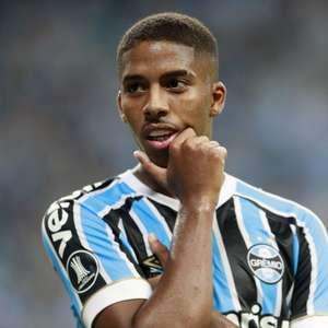 Grêmio não sabe se vai contar com Matheus Henrique e Jean Pyerre diante do Corinthians