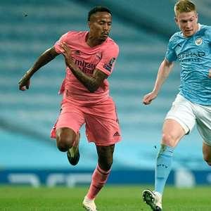 Manchester City e Lyon jogam pelo sonho da Liga dos Campeões