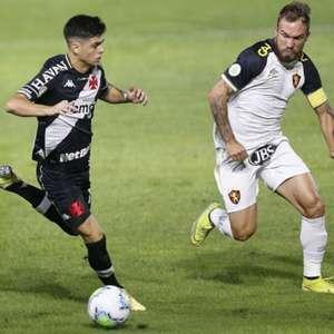 Daniel Paulista reclama sobre a postura ofensiva do Sport