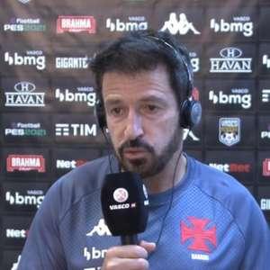 Ramon destaca entendimento tático dos jogadores após ...