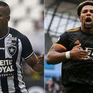 Adama Traoré brasileiro? Guilherme Santos, do Botafogo, ...