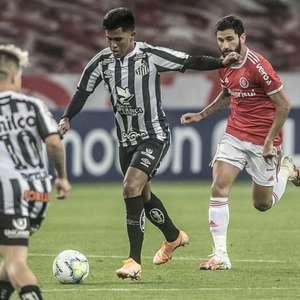 Ivonei afirma que encarou estreia pelo Santos com ...