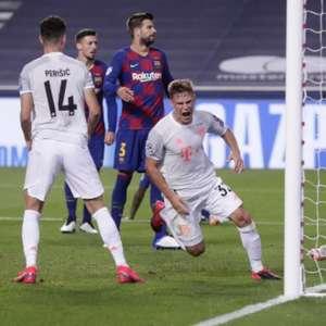 'O Barcelona de Setién, goleado pelo Bayern, é como uma ...