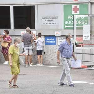 Itália tem maior número de novos casos de Covid desde 28/5