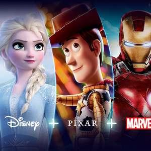 Lançamento da Disney+ é confirmado para novembro no Brasil