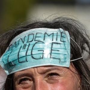 Grupos antimáscaras provocam agressões na Europa e unem ...