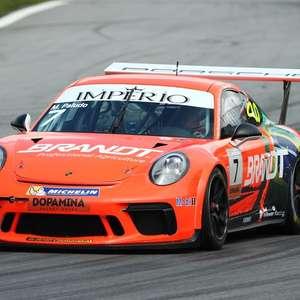 Paludo vence corrida 1 da Porsche Carrera Cup em Interlagos