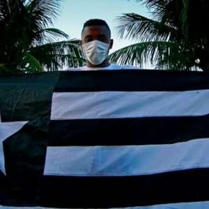 'O Botafogo me escolheu, quero deixar um legado para o ...