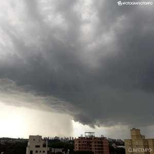 Paraná com muita chuva nos próximos dias