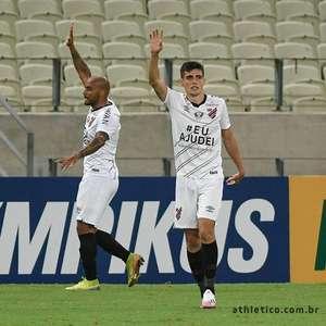 Athletico tem técnico e mais seis jogadores ex-Santos