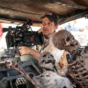 Zack Snyder vai refilmar Army of the Dead para trocar ...