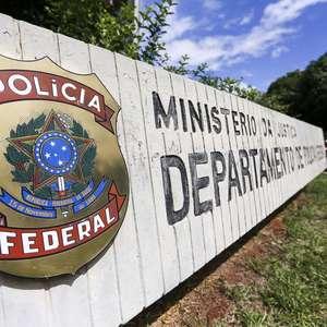PF faz operação de combate à exploração ilegal de diamantes