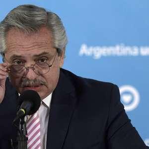 Argentina e Brasil ensaiam reaproximação em reunião virtual