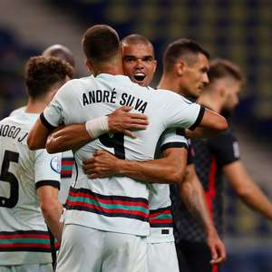 Sem CR7, Portugal domina a Croácia e vence com facilidade