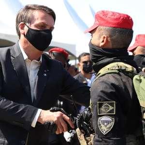 Bolsonaro: Meu Exército não vai obrigar o povo ficar em casa